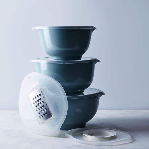 Image of Food52 x Rosti Mepal Margrethe Nested Mixing Bowls & Specialty Lids