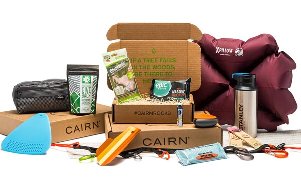 Image of CAIRN gift box