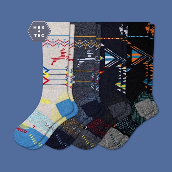 Image of BOMBAS women's performance socks
