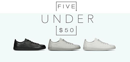 5 Under $50 – January 16