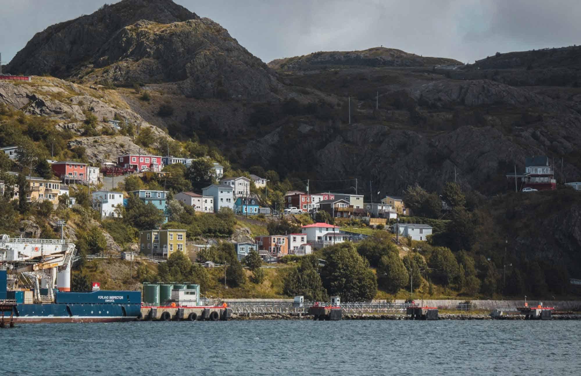 Newfoundland, GMC