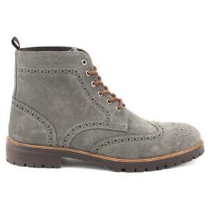 Image of Rush By Gordon Rush Axel Lace Up Leather Boot