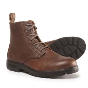 Image of Sierra Trading Post Blundstone Lace Up Boots   Leather, Factory 2nds (For Men)