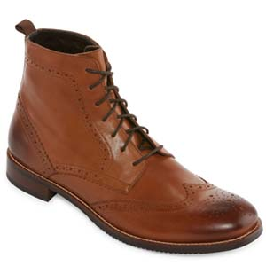 Image of Stafford Mens Hanks Dress Boots