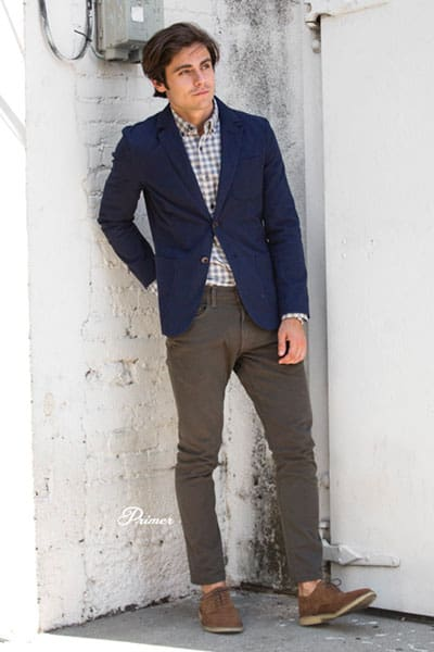 smart casual outfit men