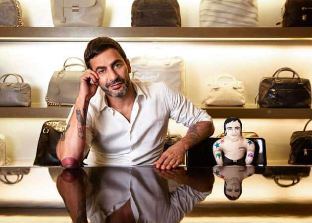 marc jacobs morning routine