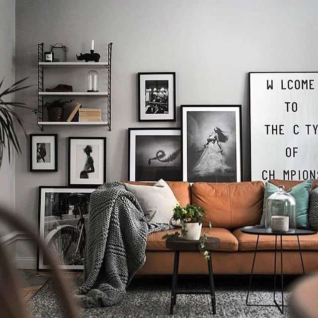 scandinavian-homes instagram interior inspiration