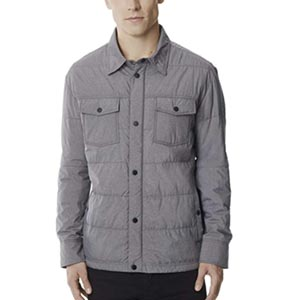 Image of 32 DEGREES Men's Packable Down Shirt Jacket