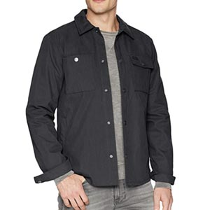 Image of RVCA Men's Utility Shirt Jacket
