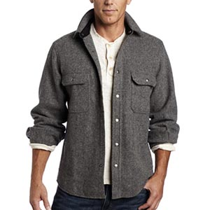 Image of Woolrich Men's Wool Alaskan Shirt