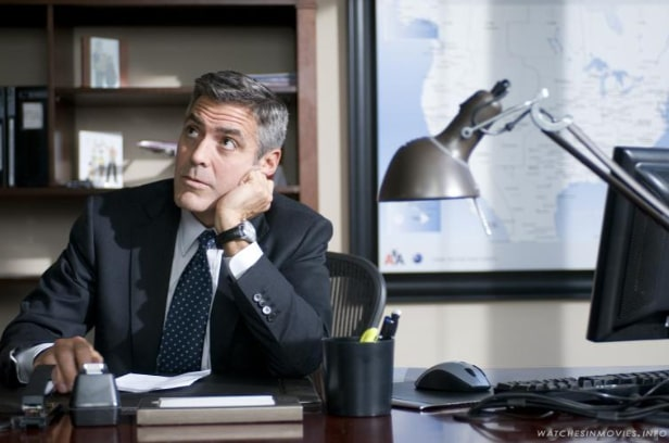 Image of George Clooney in Up in the Air