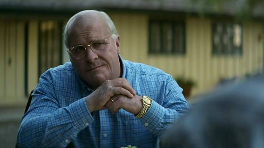 Image of Christian Bale as Dick Cheney