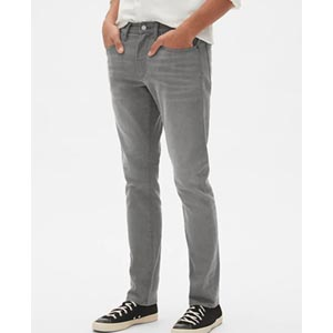 Image of Slim Jeans with GapFlex