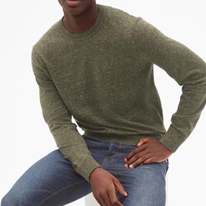 Image of The Mainstay Crewneck Sweater