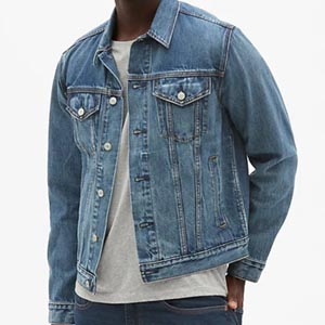 Image of Icon Denim Jacket