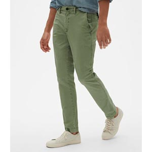 Image of Vintage Khakis in Skinny Fit with GapFlex