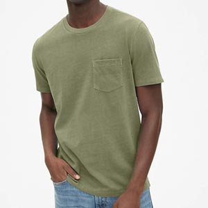 Image of Vintage Wash Pocket T-Shirt
