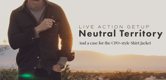 Live Action Getup: Neutral Territory