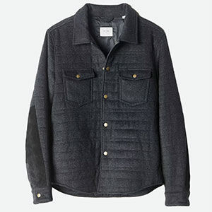 Image of Billy Reid Michael Shirt Jacket