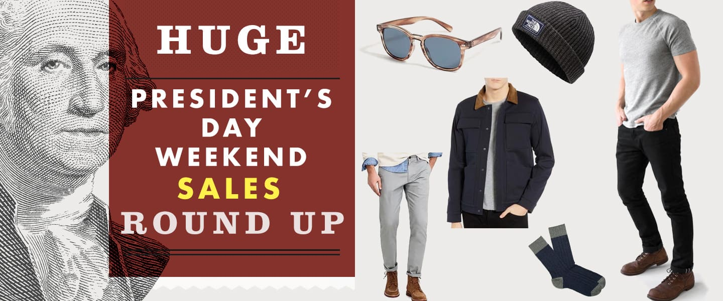 Huge! Our President's Day Sales Deal Picks