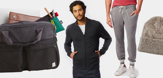 11 Under $50 – Alternative Apparel 50% Off Briefcases, Bomber Jackets, & Beanies