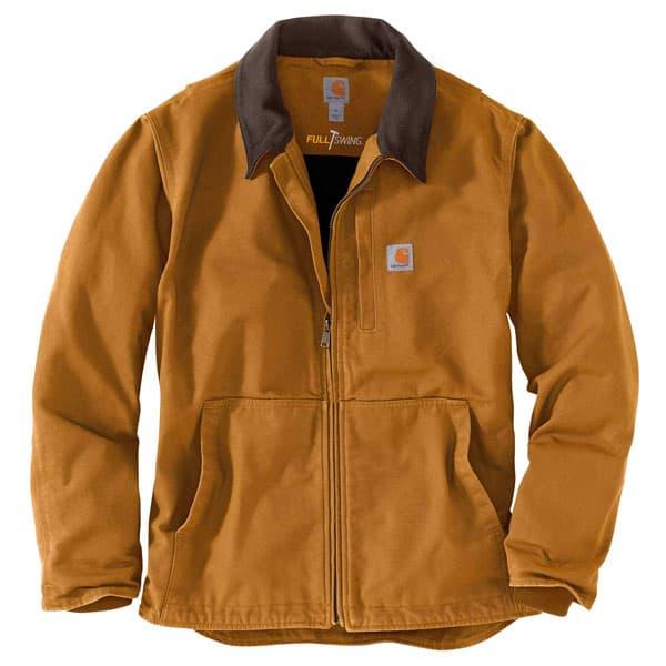 carhartt full swing spring jackets men