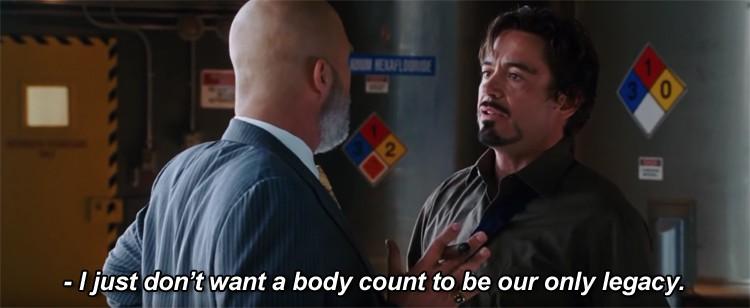 Image of Tony Stark