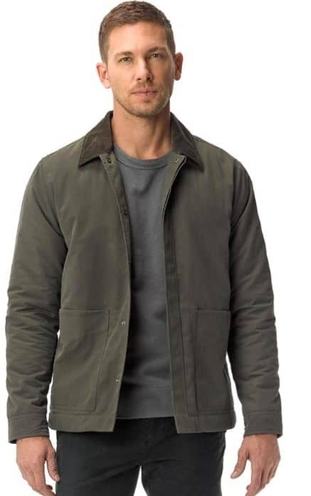 Image of Buck Mason Quilted League Jacket