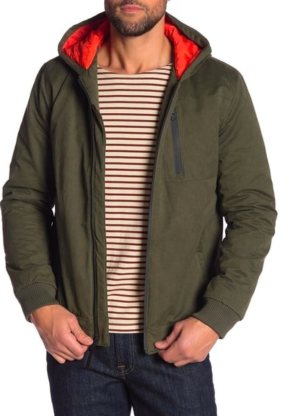 Image of Civil Society Arsenal Hooded Jacket