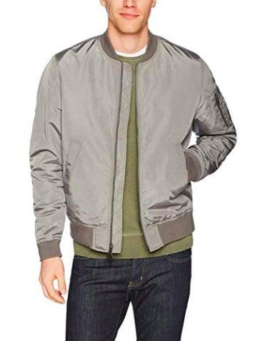 Image of Goodthreads Men's Bomber Jacket