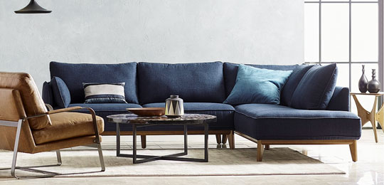 Deal Picks: 30-60% Off Mid-Century Modern Couches Right Now Through Sunday At Macy's