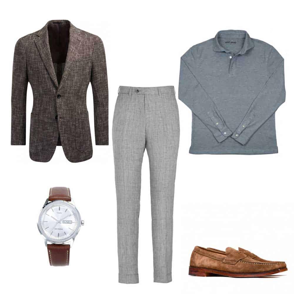 spring fashion men
