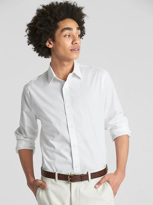 Image of GAP Non Iron Shirt