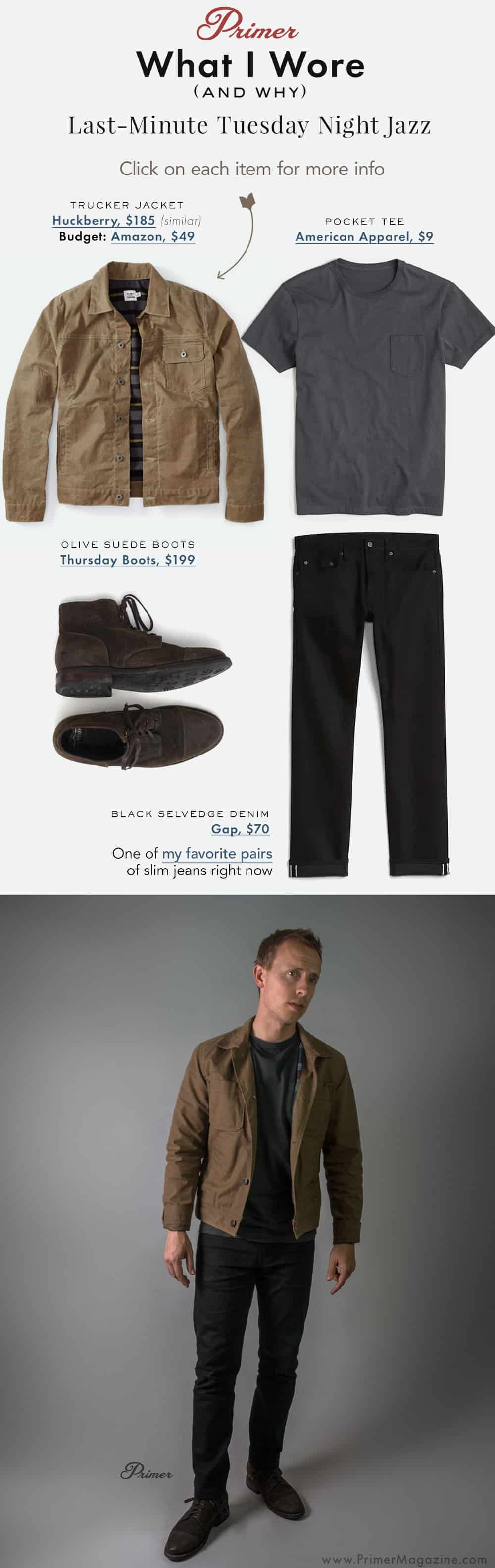 what to wear to jazz men outfit ideas spring fashion