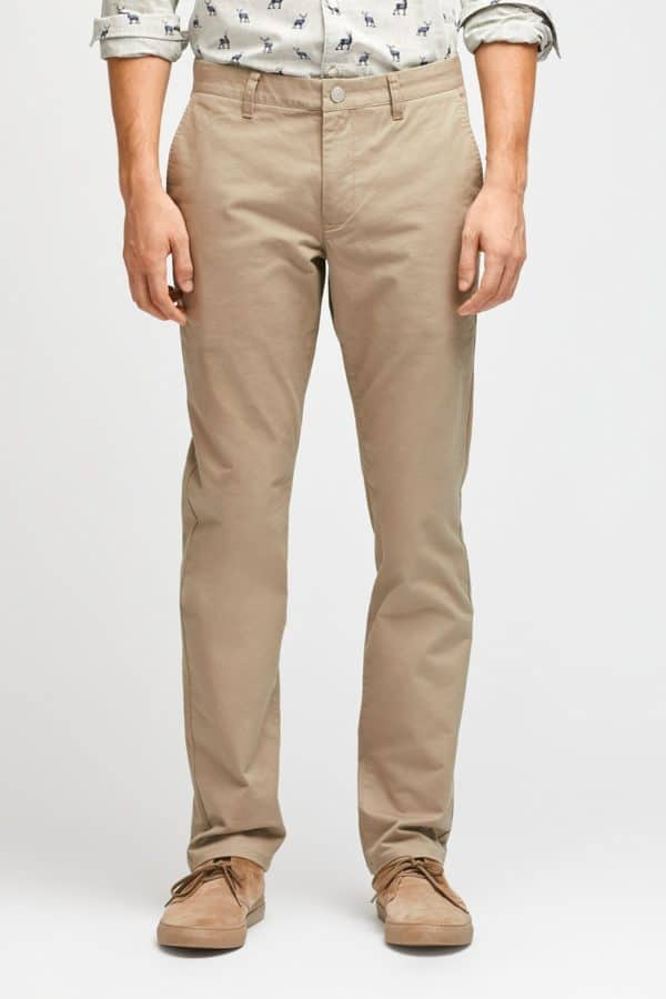 Image of Bonobos Stretch Washed Chinos