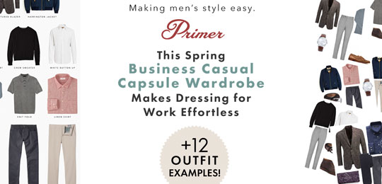 4f77c8b5bba This Spring Business Casual Capsule Wardrobe Makes Dressing for Work  Effortless + 12 Outfit Examples