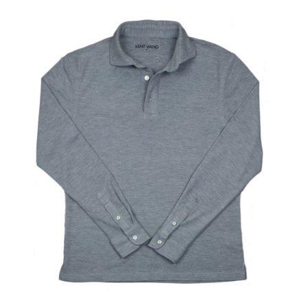 Image of Kent Wang Rugby Grey shirt