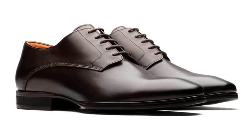 Wolf and Shepherd Bannister Derby Shoe