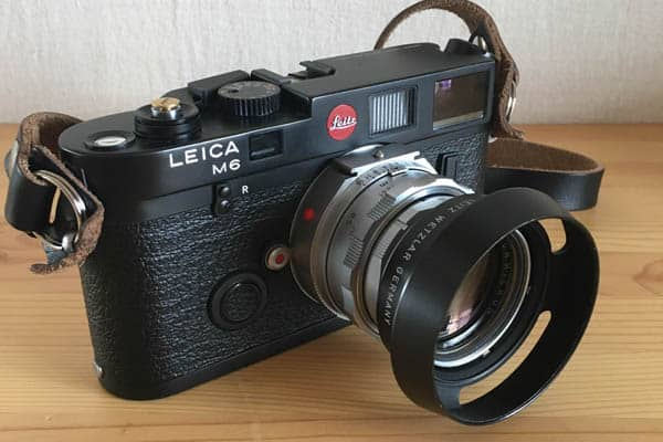 Leica M6 Classic with 50mm Lens