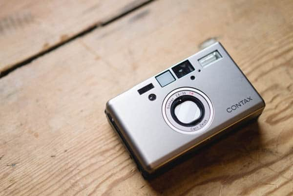 High-End Option: Contax T3