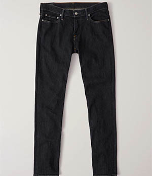 a&f mens skinny jeans