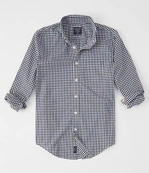 a&f poplin shirt
