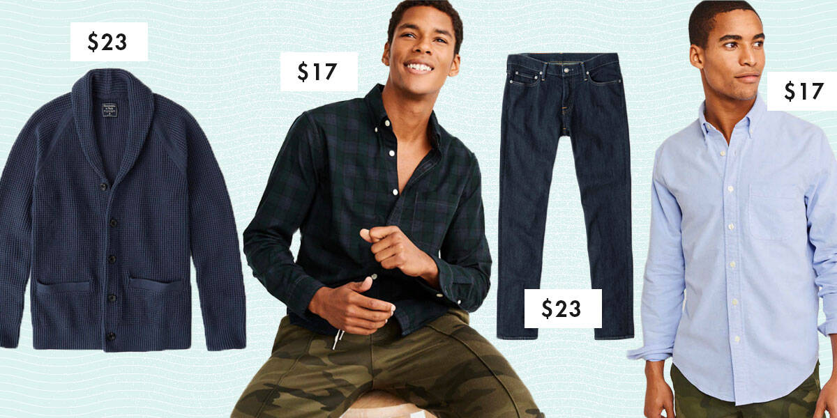 70% Off Clearance at Abercrombie & Fitch – Most Sizes Still Available in Our Picks