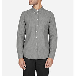 everlane denim shirt