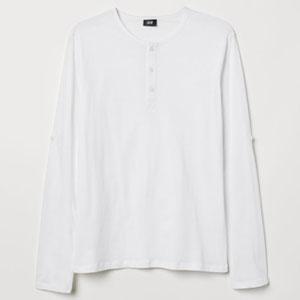 jersey cotton hm