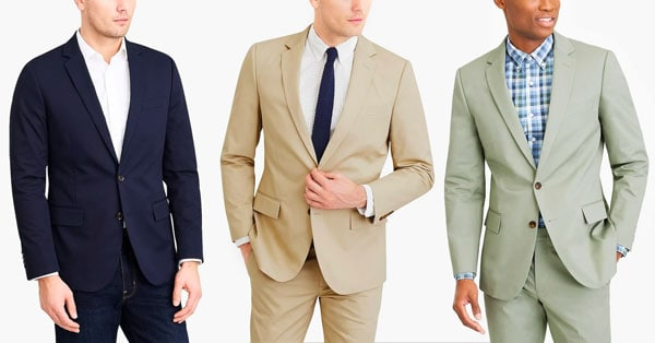 Deal: This $100 Suit Will Kill It at All of the Summer Weddings You Have to Go to