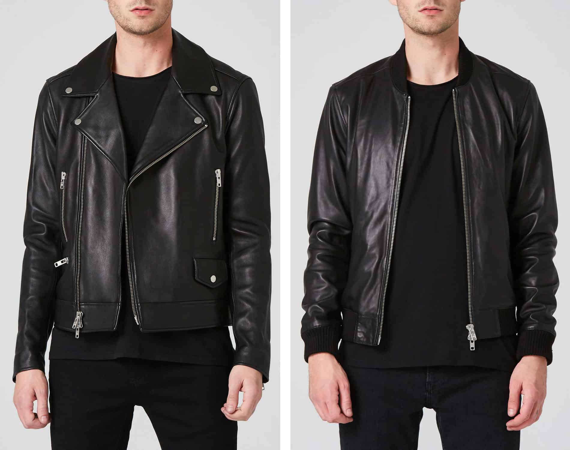 dstld leather jackets