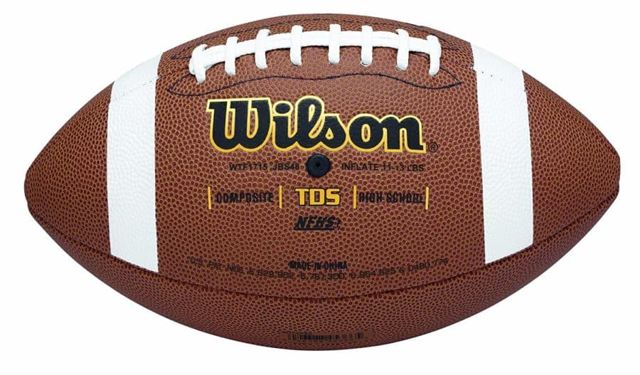 Wilson TDS Composite Football - Official Size