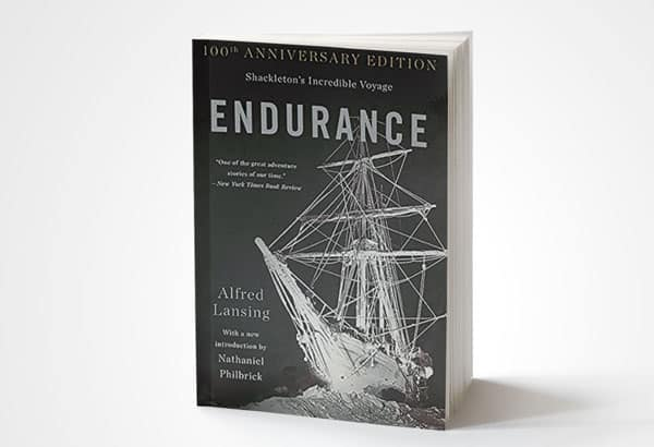 Endurance: Shackleton's Incredible Voyage book by Alfred Lansing
