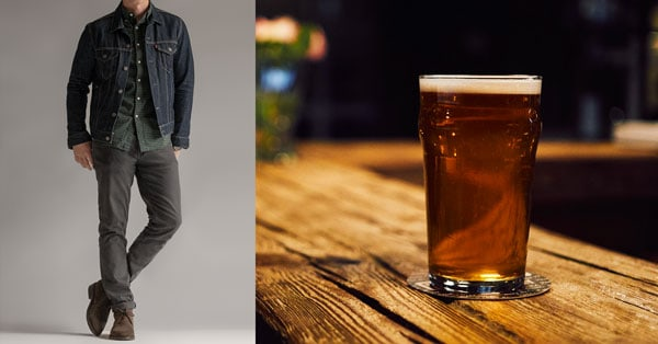 Live Action Getup: What to Wear to an Evening Brewery Tour